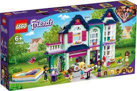 ANDREA'S FAMILY HOUSE 41449