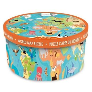 ANIMALS OF THE WORLD PUZZLE XXL 100 PCES