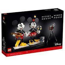MICKEY & MINNIE BUILD CHARACTER 43179