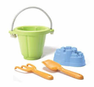 GREEN TOYS SAND PLAY SET 4 PCE