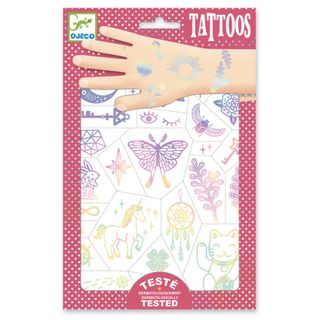 TATTOOS LUCKY CHARMS