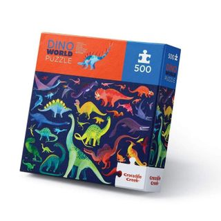 FAMILY PUZZLE 500 PCE DINO WORLD