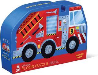 CLASSIC FLOOR PUZZLE 36 PCE VEHICLES
