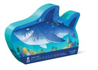 CLASSIC FLOOR PUZZLE 36 PCE SHARK REEF