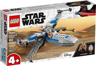 RESISTANCE X-WING 75297