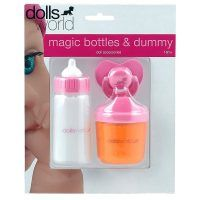 DW DUMMY & BOTTLE SET