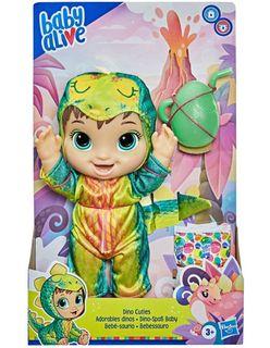 BABY ALIVE DRESS UP DINO