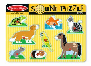 SOUND PUZZLE PETS