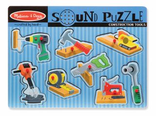 SOUND PUZZLE CONSTRUCTION TOOLS