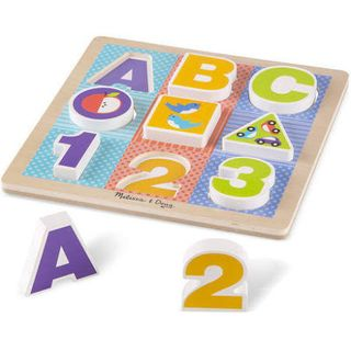FIRST PLAY CHUNKY PUZZLE ABC123