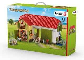 LARGE FARM WITH ACCESSORIES 42333