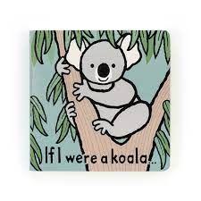 JELLYCAT IF I WERE A KOALA BOOK