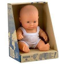 MINILAND 21CM BABY GIRL CAUCASIAN