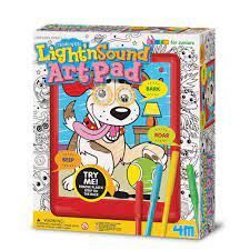 LIGHT N SOUND ART PAD