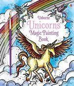 MAGIC PAINTING BOOK UNICORNS