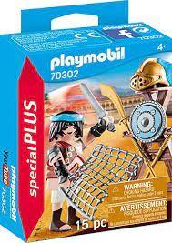 PLAYMOBIL GLADIATOR 70302