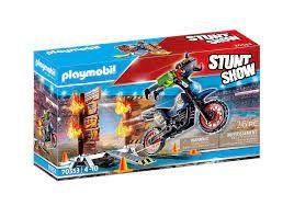 PLAYMOBIL STUNT SHOW MOTORCROSS 70553