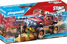 PLAYMOBIL STUNT SHOW BULL MONSTER 70549