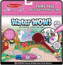 ON THE GO WATER WOW DELUXE FAIRY TALE
