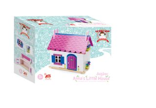 DOLLS HOUSE ANNA'S LITTLE HOUSE