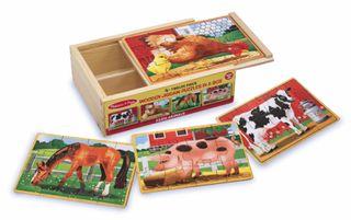 PUZZLES IN A BOX FARM