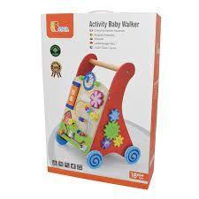 VIGA ACTIVITY BABY WALKER