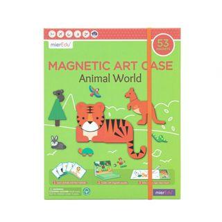 MAGNETIC ART CASE ANIMAL WORLD