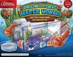 AG PREHISTORIC WATER WORLD