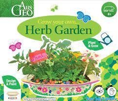 AG GROW YOUR OWN HERB GARDEN
