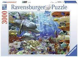 OCEAN WONDERS PUZZ 3000 PCES