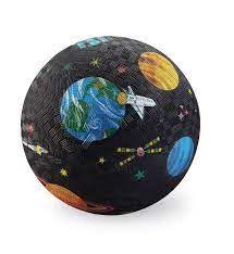 "PLAYGROUND BALL 5"" SPACE EXPLORATION"