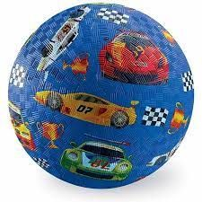 """PLAYGROUND BALL 5"""" AT THE RACES"""