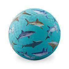 """PLAYGROUND BALL 5"""" SHARKS"""
