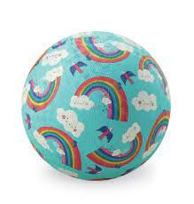 "PLAYGROUND BALL 7"" RAINBOW DREAMS"