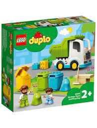 GARBAGE TRUCK & RECYCLING 10945