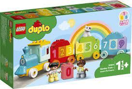 NUMBER TRAIN LEARN TO COUNT 10954