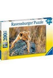 LITTLE LION PUZZ 200 PCES