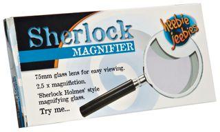 SHERLOCK MAGNIFIER