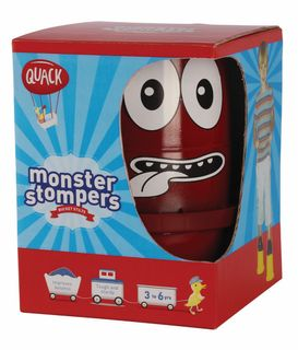 MONSTER STOMPERS