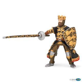 BLACK GOLD KING RICHARD WITH LANCE