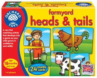 FARMYARD HEADS AND TAILS