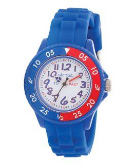 CACTUS TIME TUTOR BLUE
