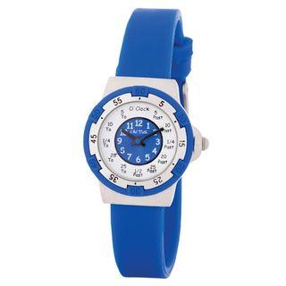 CACTUS TIME TELLER BLUE