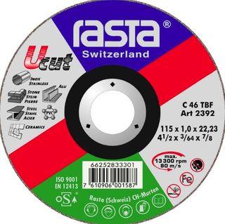 RASTA - UNICUT CUTOFF DISCS