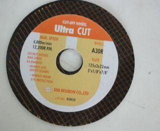 ULTRA-CUT- Cut-Off Wheels