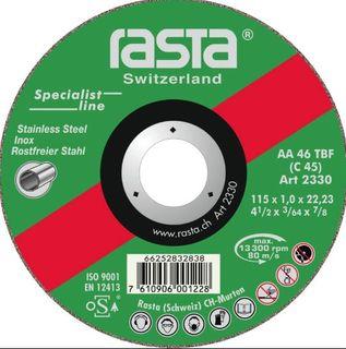 RASTA CUT-OFF DISCS  - METAL