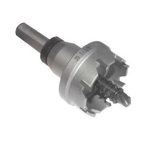 32mm TCT holesaw - Intergrated Shank - Blu-Mol