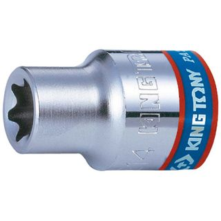 E8 x 3/8'Dr.6pt Star Socket- CLEARANCE SALE PRICE 40% DISCOUNT