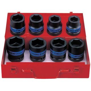 King Tony 1' Dr 8 pce Impact Socket Set- CLEARANCE SALE PRICE 40% DISCOUNT