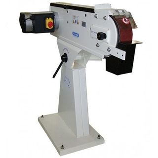 Linisher Heavy Duty 2000mm x 75mm Belt, 3.0Kw(4Hp) motor - Linishall
